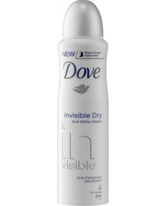 DOVE INVISIBLE DRY SPRAY 150ML