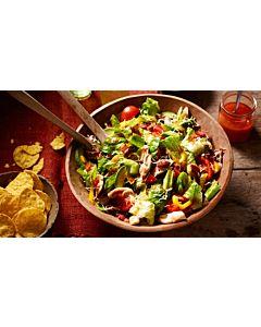 Resepti-Kana-pekoni-salaatti