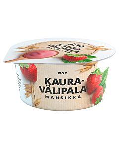 KASLINK AITO KAURAVÄLIPALA MANSIKKA 150G