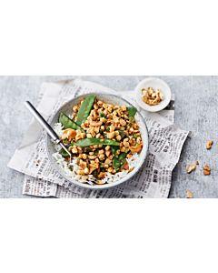Resepti-Kiinalainen Mifu-pähkinäkastike