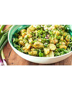 Resepti-Kirkas perunasalaatti