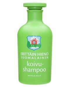 koivu shampoo