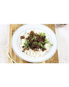 Resepti-Nyhtökaura Korean BBQ