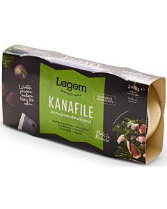 LAGOM KANAFILE ÖLJYSSÄ 2X90G