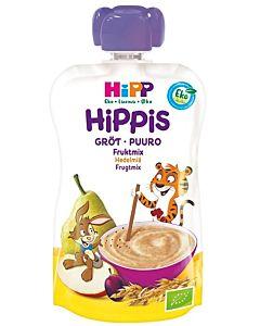 HIPP HIPPIS PUURO HEDELMÄMIX  6KK 100G