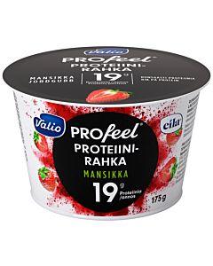 VALIO PROFEEL PROTEIINIRAHKA MANSIKKA 175G LAKTOOSITON