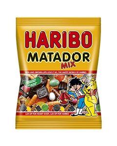 HARIBO MATADOR MIX 360G LIMITED EDITION MAKEISSEKOITUS
