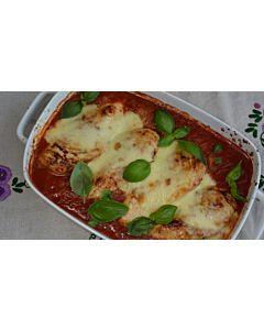 Resepti-Mozzarellabroileri