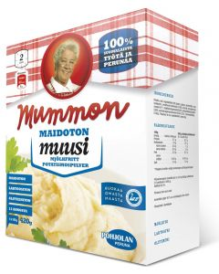 MUMMON MUUSI 420G MAIDOTON PERUNAMUUSIJAUHE