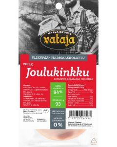 VATAJA YLIKYPSÄ HARMAASUOLATTU JOULUKINKKU 200G