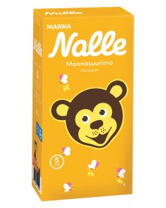 NALLE MANNA MANNASUURIMO 500G