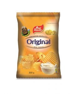 REAL SNACKS 300G ORIGINAL CHIPS