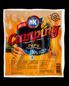 HK CAMPING POPO PORSAS-PORKKANA GRILLIMAKKARA 400G
