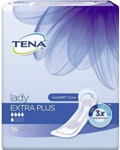 TENA LADY SIDE EXTRA PLUS 16KPL