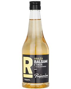 RAJAMÄEN VAALEA BALSAMIETIKKA 0,35L