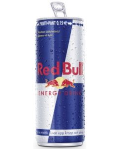 RED BULL 25CL ENERGYDRINK TÖLKKI