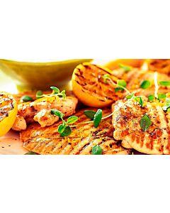 Resepti-Sitruunainen grillikana