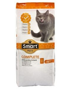 SMART CAT SIIPIKARJAA KISSALLE 1KG