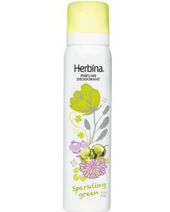 HERBINA 100ML PARFYYMIDEODORANTTI SPARKLING GREEN
