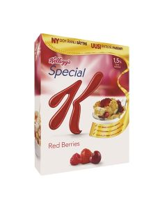 KELLOGG'S 320G SPECIAL K RED BERRIES