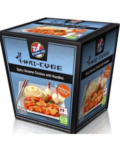 PAKASTE KITCHEN JOY SPICY SESAME JA NUUDELEITA 320G