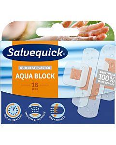 SALVEQUICK AQUA BLOCK LAASTARI 16KPL