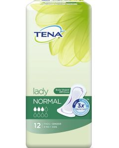 TENA LADY SIDE NORMAL 12KPL