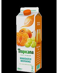 TROPICANA MANDARIN MORNING HEDELMÄTÄYSMEHU 1L