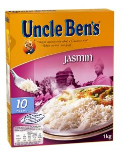 UNCLE BENS JASMIINIRIISI 1KG