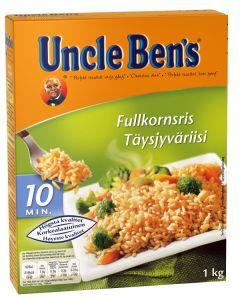 UNCLE BENS 1KG TÄYSJYVÄRIISI