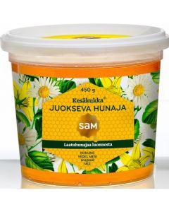 SAM KESÄKUKKA JUOKSEVA HUNAJA 450G