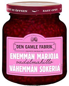 DEN GAMLE FABRIK 290G KEVYT VADELMAHILLO