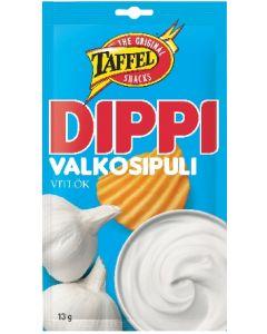 TAFFEL VALKOSIPULI DIPPIMAUSTE 13G