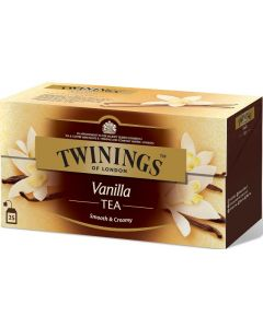 TWININGS 25PS/50G VANILLA TEE