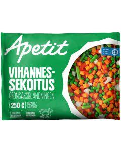 PAKASTE APETIT VIHANNESSEKOITUS 250G